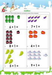 math worksheet : math worksheets for early beginners  free pdf : Math Worksheets For Grade 1 Pdf